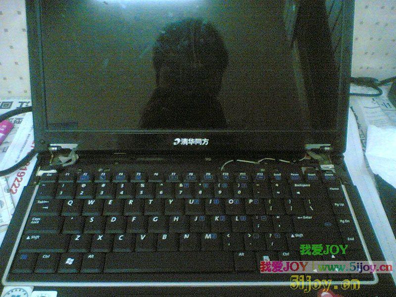 【DIY】改装14寸笔记本液晶屏变移动电视/显示器屏幕