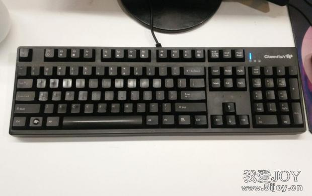 [教程]多图教你如何做出一把多彩背光樱桃机械键盘